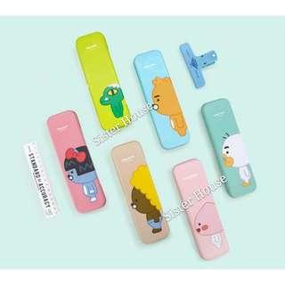 (包郵)🇰🇷Kakao Little Friends Pen Case 筆盒