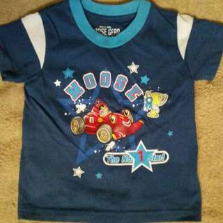 Moose Gear Shirt for Baby