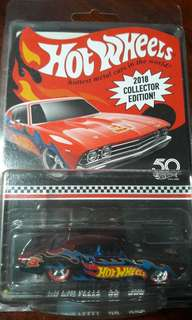 Hot Wheels 2018 Collector Edition '69 Chevelle SS 396 Mail-In Exclusive