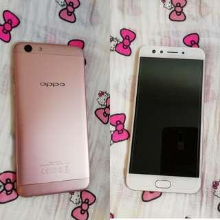 Oppo F3 - Rose Gold