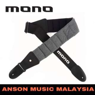 Mono M80-Bty-Ash-S Betty Guitar Strap, Ash, Short