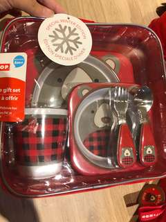 Skip hop kids cutlery set