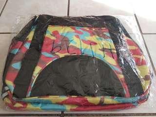 Furry tails pet carrier net bag