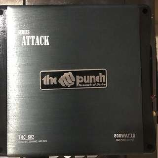 Punch 2CH amp