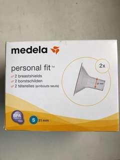 Medela Breastshields Flanges 21mm