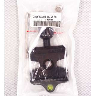 Generic Quick Release Clamp (For Arca-type Plates)