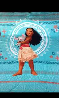 1set each only !! Instock now!! moana blankets brand new size 157 x 229cm coral fabric (pic 1) size 117 x 152cm coral Fabrice (pic 2)
