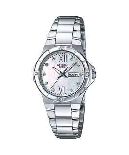 Casio  Sheen Ladies Watch SHE-4022D-7A