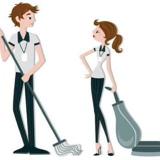 Cleaning maid services