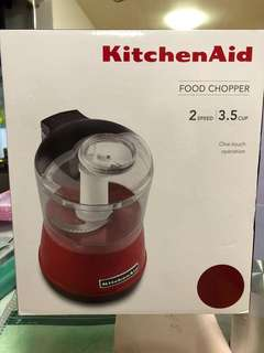 KitchenAid 攪碎機