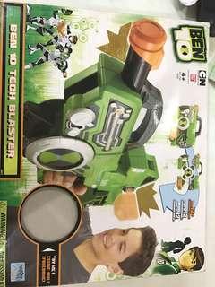 Ben Ten Gun Tech Blaster