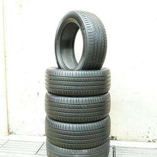 Used 235/55 R19(Sold) Michelin (4pcs) 🙋♂️