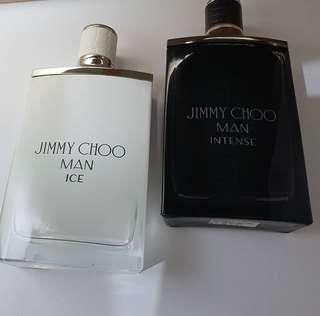 Jimmy Choo Man Intense & Jimmy Choo Man Ice 100ml
