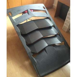 GT Hatch with Authentic Aventador SV Carbon fiber blade for GALLARDO