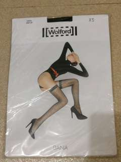 100%real 全新 Wolford 絲襪 Size XS