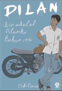 Dilan 1990, Dilan 1991, Milea (e-book)