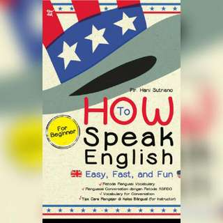 Ebook How To Speak English