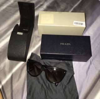8d122548b5b3 Authentic Prada Sunglasses