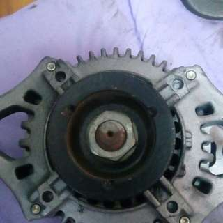 Alternator manual saga@wira@iswara