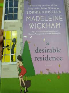 Sophie Kinsella Madeleine A desirable residence