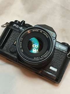 YASHICA FX3 SUPER 2000