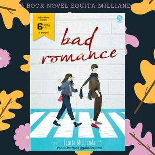 E-BOOK PDF NOVEL BAD ROMANCE