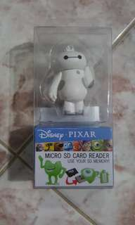 Micro SD Card Reader ( Baymax/Darth Vader)