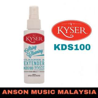 Kyser KDS100 String Cleaning