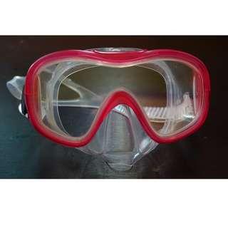 Decathlon Snorkel