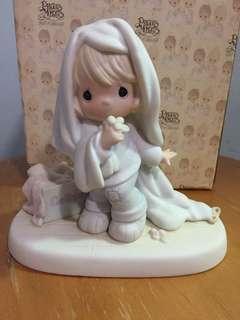 Buy 3 Get 1 Free : Precious Moments Calendar Girl Figurine: June