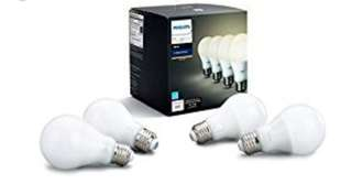 Philips Hue 4 bulbs Cheapest expansion
