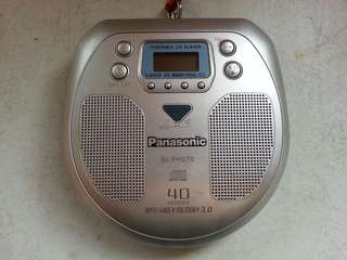 Panasonic SL-PH270 Portable CD Player