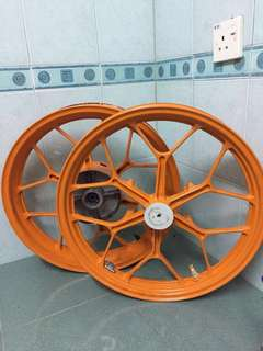 Honda RS150 Original Genuine Sport Rim