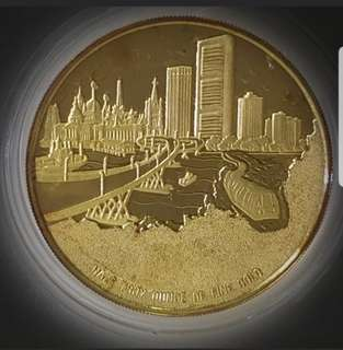 Singapore Gold Bullion 1959-1984 Looking to the past with pride