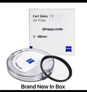 Zeiss 46mm UV Filter