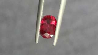 緬甸紅尖晶石