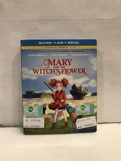 MARY AND THE WITCH' S FLOWER
