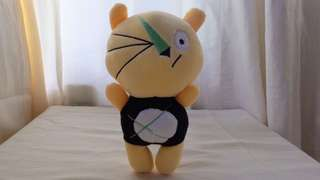 Yellow Bambooed Bear