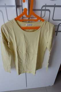 Colorbox Yellow t shirt