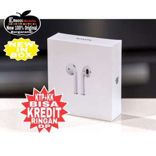 Apple AirPods New Original Cash/kredit ditoko promo ktp+kk bisa Wa;081905288895