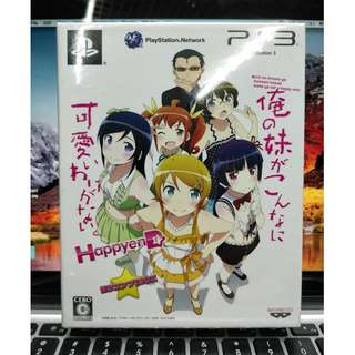 PS3 Oreimo Happy End HD Box 全新