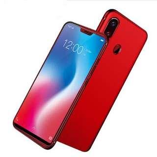 Promo New Vivo V9 4/64GB Red Bisa Kredit Tanpa Cc