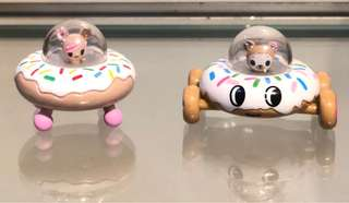 Donutella series 1 and series 2 chaser