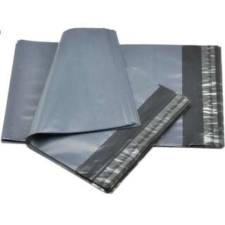 Polymailers Grey Parcels Bags