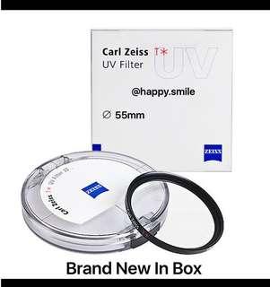 Zeiss 55mm UV Filter