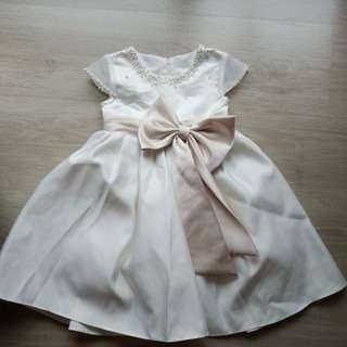 girl dress flower girl 女童 花裙 花女裙 公主裙