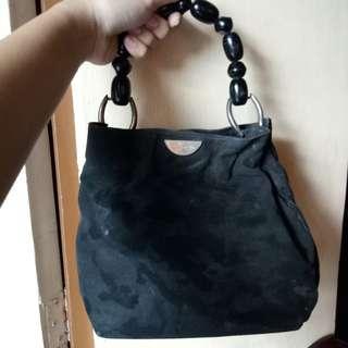 Christian Dior Stylish Mini Black Bag