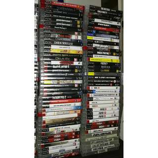 Pre loved PS3 games