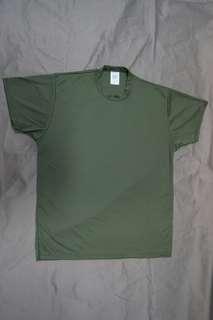 全新軍發真品美海軍 USMC OD 色 Danskinz T 恤