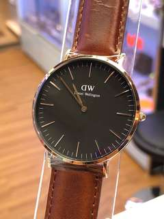 Daniel Wellington (DW) DW00100124 40mm Rose Gold